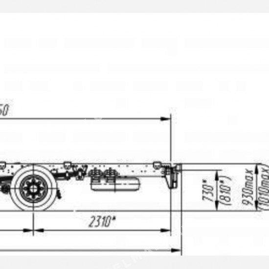 МАЗ-4371N2-540-030